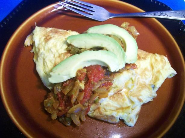 Avocado Omelet | Recipe