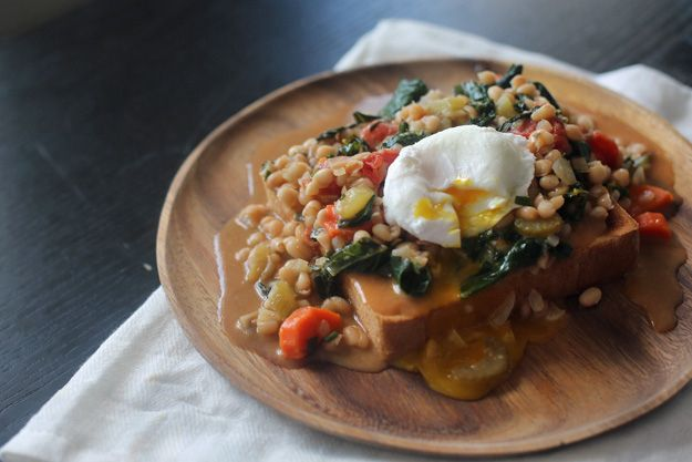 How To Make A Healthy, Delicious White Bean And Kale Stew