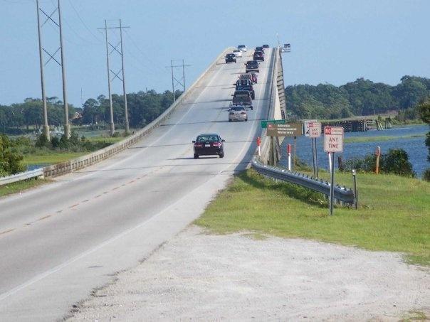 Emerald Isle Bridge