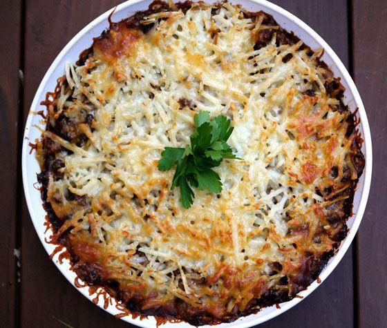 Black Bean Chili ~ then a casserole | Food | Pinterest