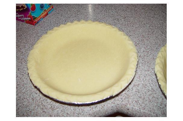 Cider Vinegar Pie Crust