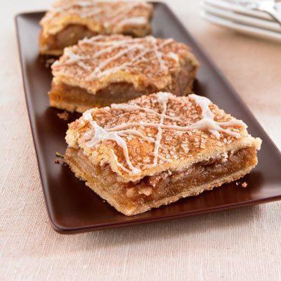 apple pie bars | Sweet! | Pinterest