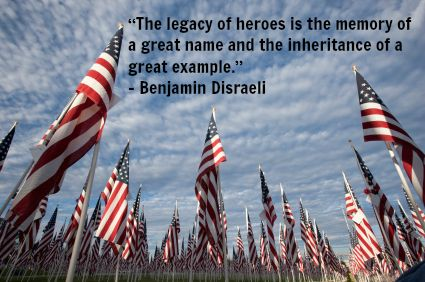 in honor of memorial day quotes