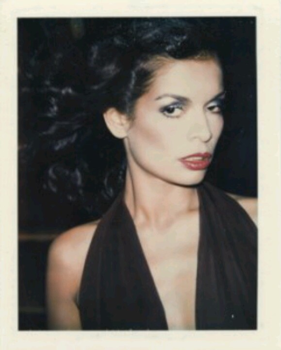 Bianca Jagger by Andy Warhol | 70's | Pinterest