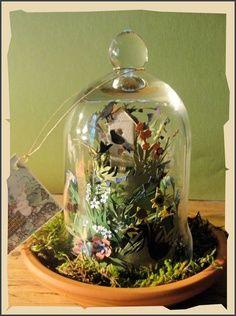 country living fair jeri landers | ... gardens under glass using the art of Scherenschnitte from Jeri Landers