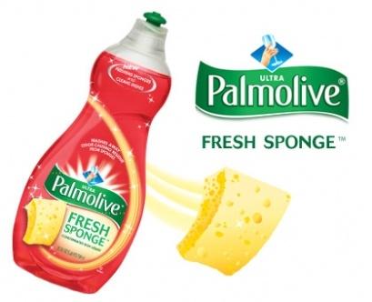Influenster Moms test Palmolive Fresh Sponge!