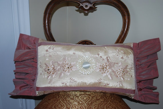 Decorative Pillow by marg123 on Etsy, My Pillows Pinterest