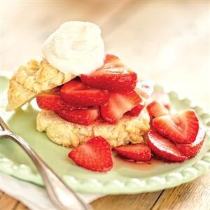 Old Fashioned Strawberry Shortcake | Recipe