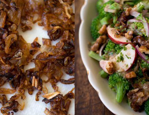 Broccoli Crunch | Recipe