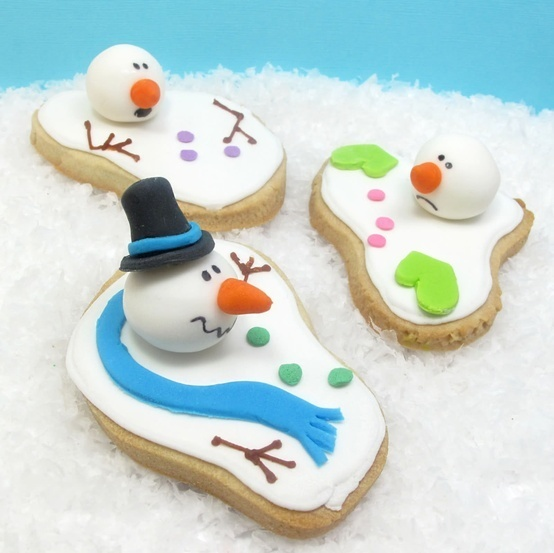 ... Snowman Cookies, Grinch Peppermint Chocolate Cupcakes and Snowman Hot