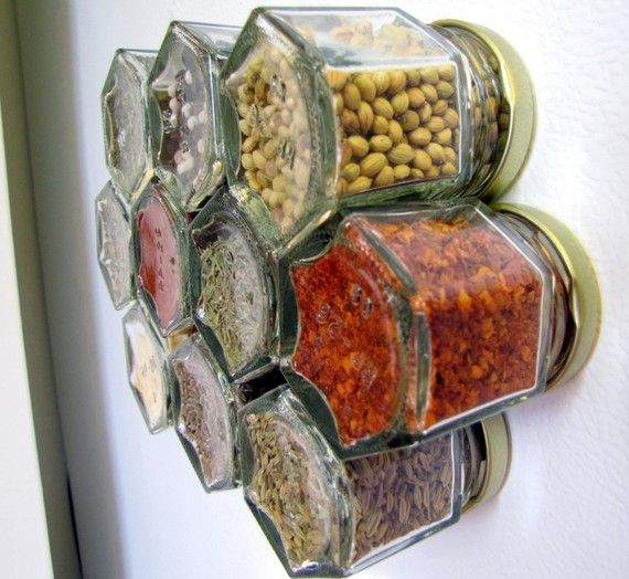 Jars + Magnets!