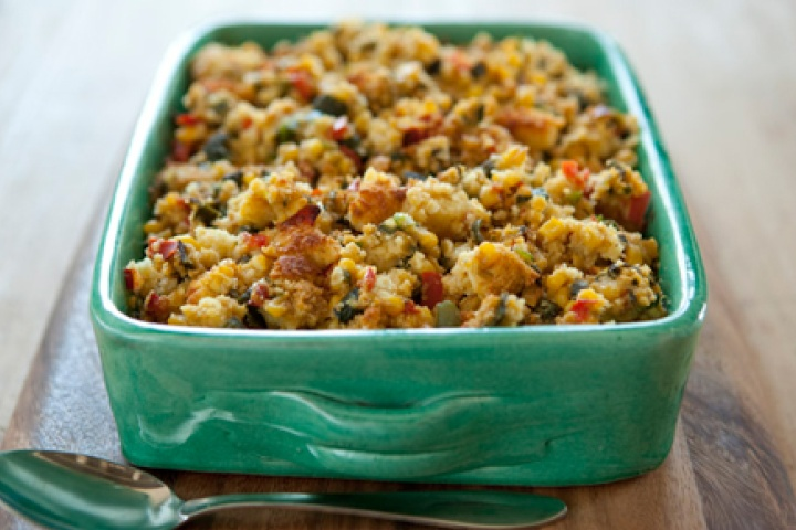 Sweet Potato Cornbread Stuffing... I'm sorry guys, this cold weather ...