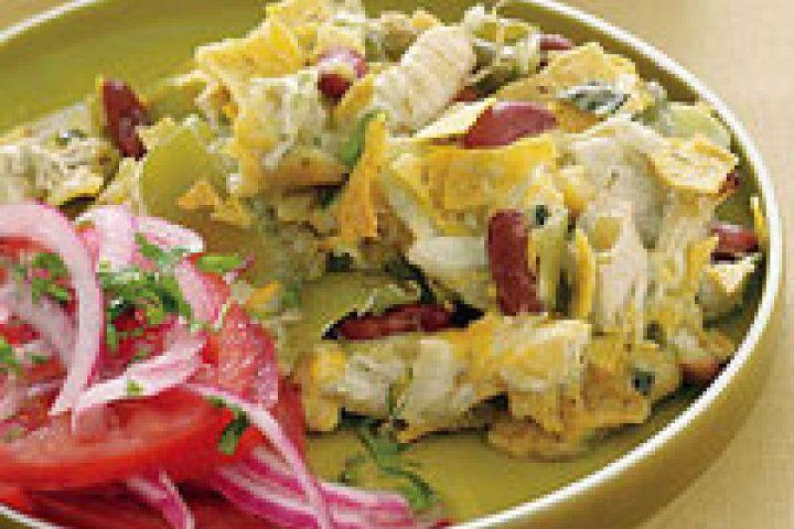Chicken Salsa Verde Bake II Recipe | Foodie Fun Stuff - chicken recip ...