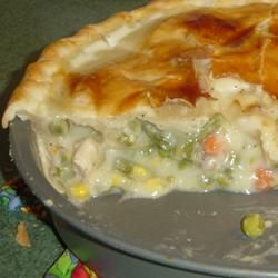 Chicken Pot Pie IX | Baking with White Meat | Pinterest