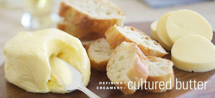 Cultured Butter | Who We Are: The Farm | Pinterest