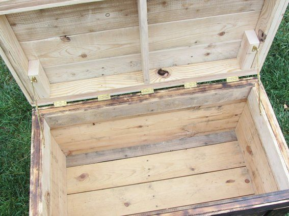 Pin by anouska sloep on wood pinterest for Reclaimed pallet wood projects