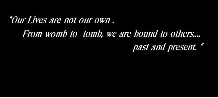 Womb to tomb   Great quotes   Pinterest