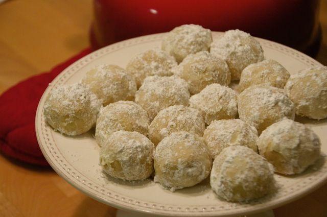 Snowballs (Mexican Wedding Cakes) | recipes | Pinterest