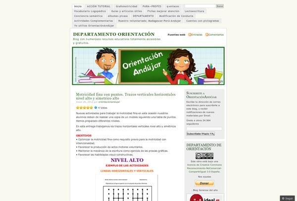 http://orientacionandujar.wordpress.com via @url2pin