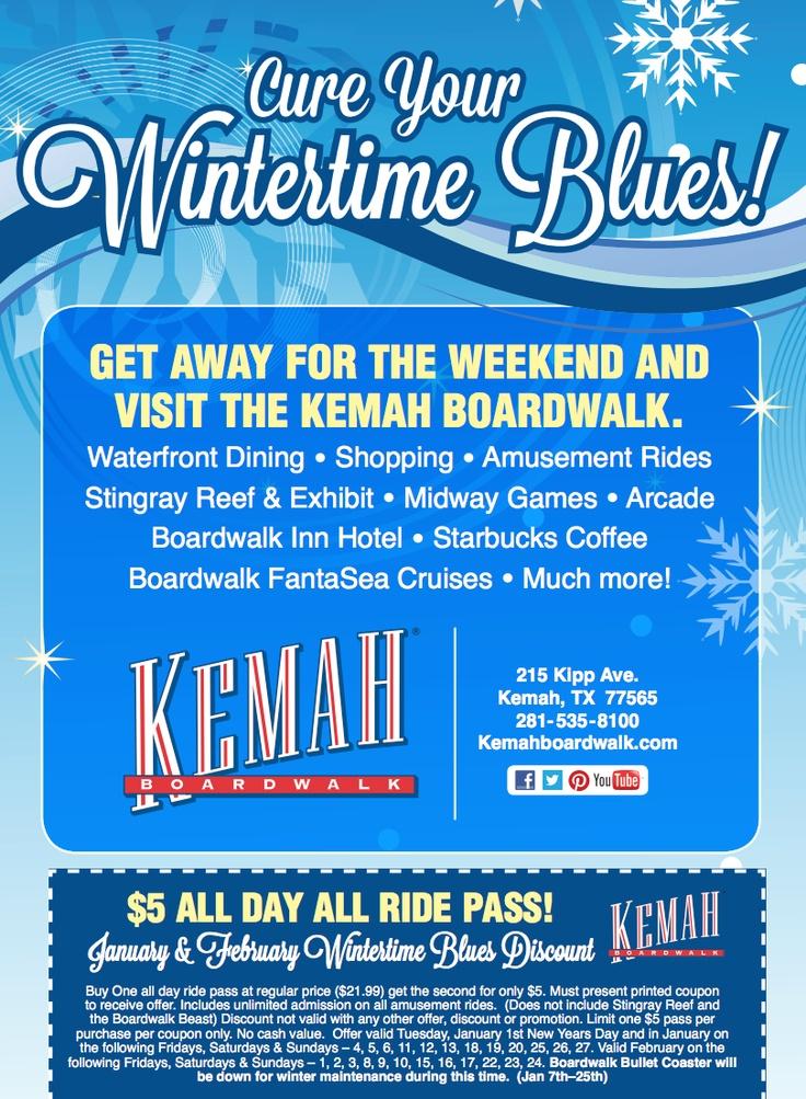 Kemah discount coupons