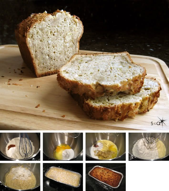 coconut rum banana bread | stuff i wanuh make | Pinterest
