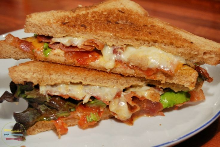 the BLT grilled cheese sandwich | Recipe