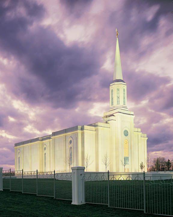 St. Louis Missouri LDS Temple