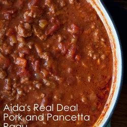 Aida's Real Deal Pork — Punchfork | Dinner ideas | Pinterest