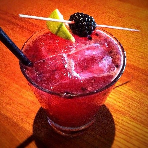 Bramble Berry Rita @ Fireside Pies | Beverages and Sorts | Pinterest