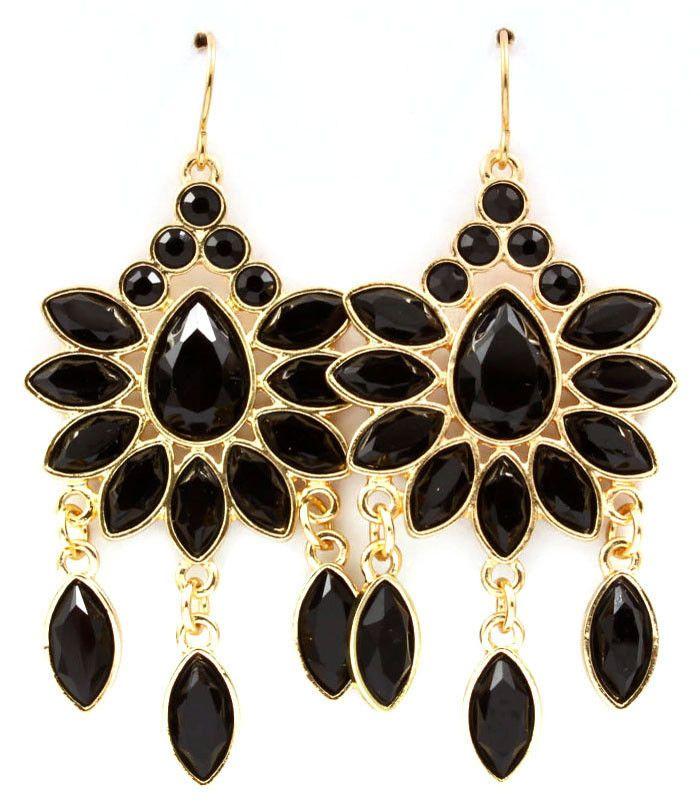 Alexandaria's Chandelier Earrings