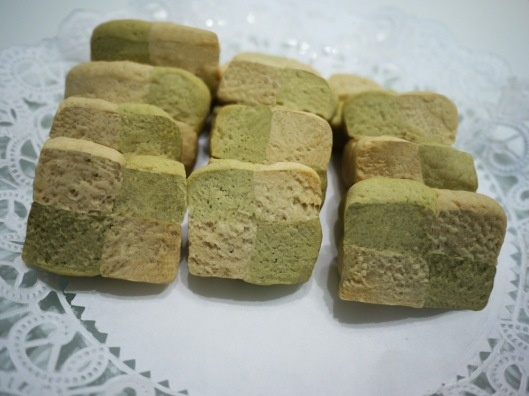Matcha (Green Tea) Shortbread Cookies   Tea Time - Tea Cookies   Pint ...