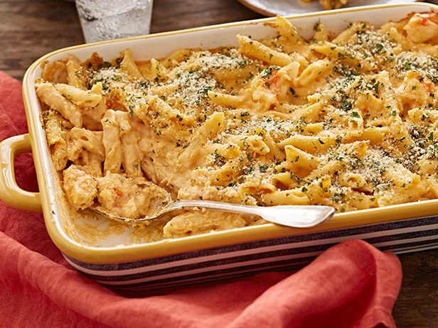 The Neelys' Lobster Macaroni and Cheese