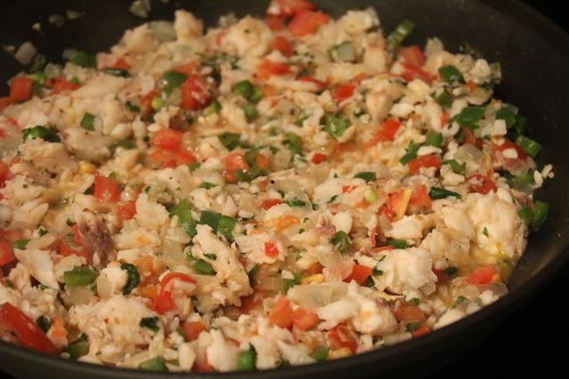 the little brunette mermaid: recipe: cilantro lime tilapia tacos