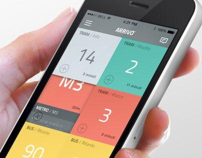 Arrivo Mobile App