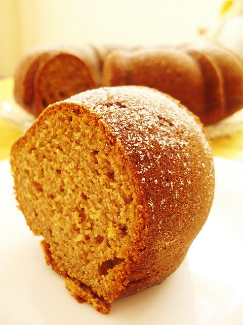 Spiced Applesauce Cake | Cakes | Pinterest