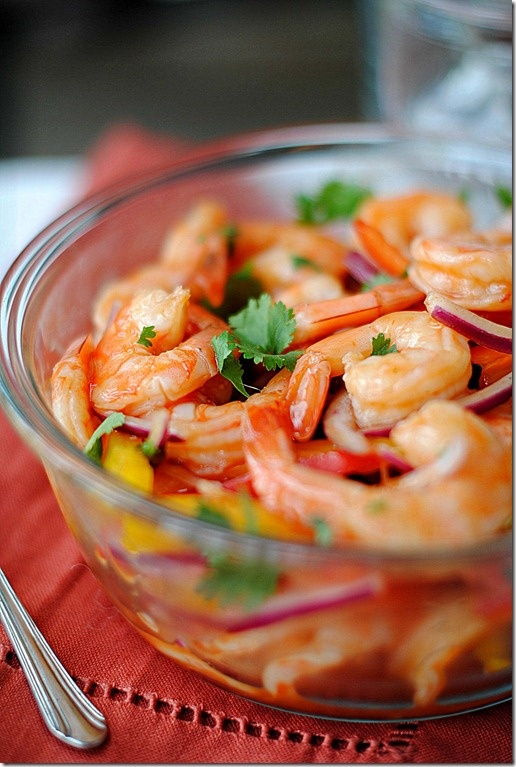 Chipotle Shrimp Cocktail | Party worthy appetizers | Pinterest
