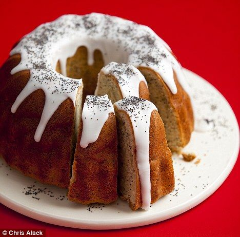 Lemon Poppy Seed Cake   Sweet Treats   Pinterest