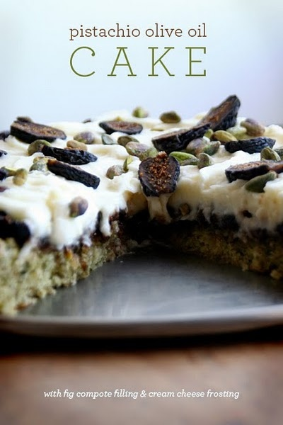 pistachio olive oil cake   Would Love to Make Paleo   Pinterest