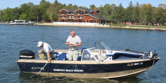 Pin by leech lake tourism bureau on leech lake fishing for Best fishing resorts in minnesota