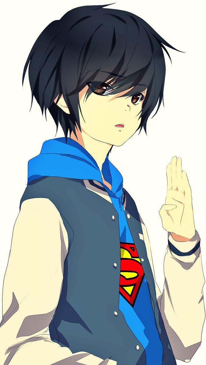 Anime boy glasses tumblr