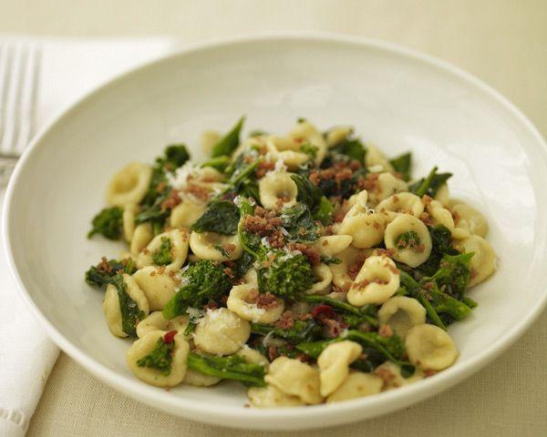 Orecchiette with Broccoli Rabe Recipe An easy and delicious #dinner ...