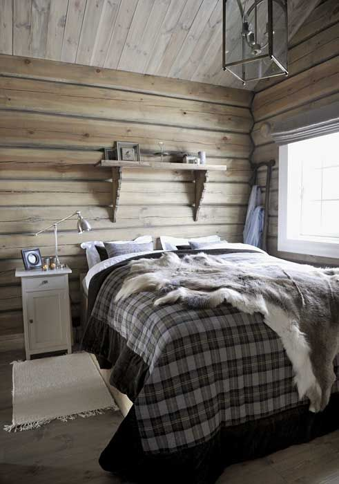 Jurnal de design interior - Amenajări interioare : Amenajarea unei cabane