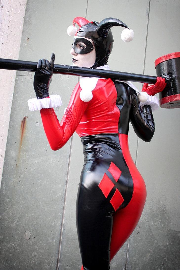 harley quinn batman cosplay pinterest. Black Bedroom Furniture Sets. Home Design Ideas