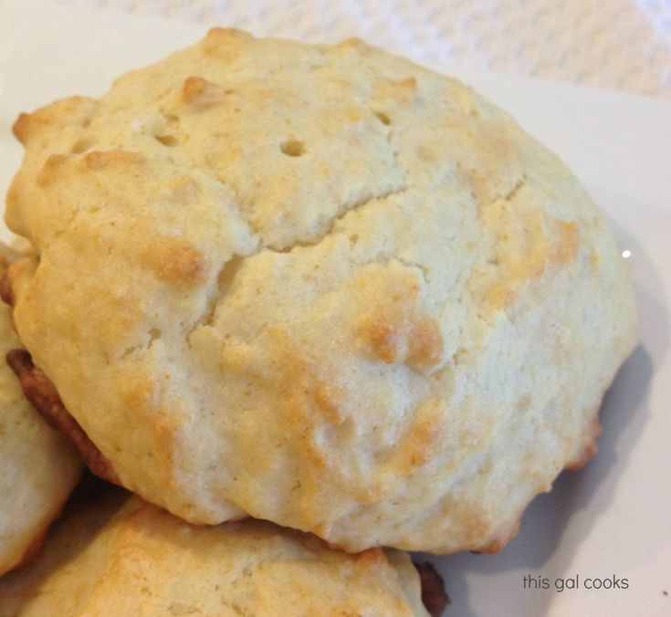 This Gal Cooks: Homemade Honey Biscuits