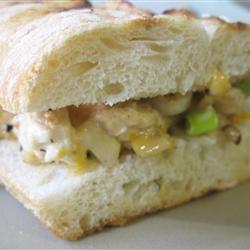 Sourdough Chipotle Chicken Panini | Recipe