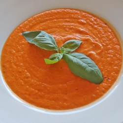 Slow Roasted Vegetable Soup | C if for Cookie and Chicken and Cake an ...