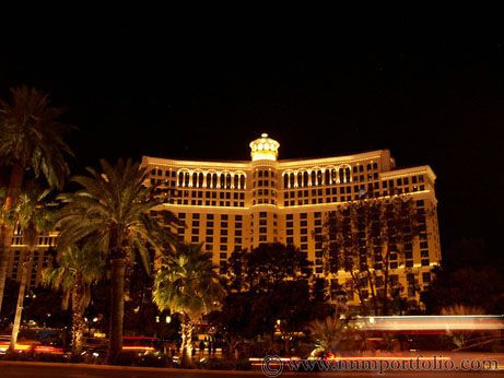 las vegas hotels on the strip 5 star