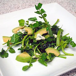 ... watercress salad roasted pear feta watercress and hazelnut salad