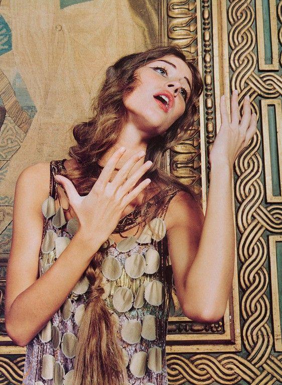 TERRY RICHARDSON - GISELE BUNDCHEN Harper s Bazaar  mayo 1999 Gisele Bundchen Terry Richardson