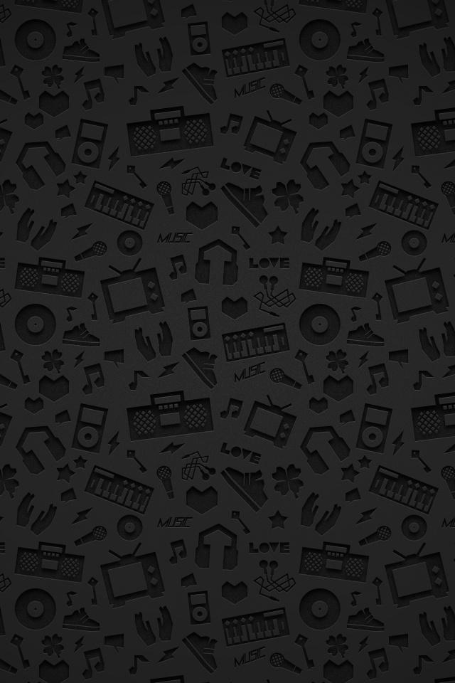 music iphone wallpaper iphone wallpapers pinterest